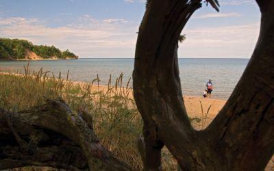 Grand Island: A Biking & Camping Getaway on Lake Superior