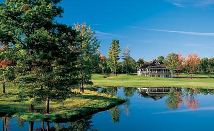 The Loon Golf Resort — The Ridge