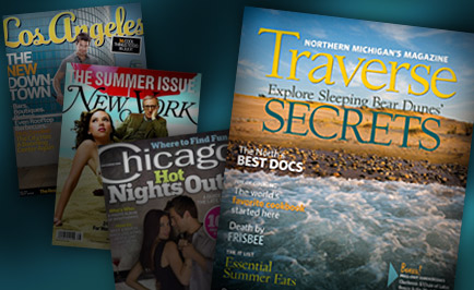 The Chicago Tribune names Traverse, Northern Michigan's Magazine, one of its top 50 magazines.