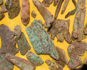 Ancient Copper Mining in the Upper Peninsula