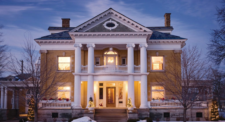 The Life of Ludington's Cartier Mansion