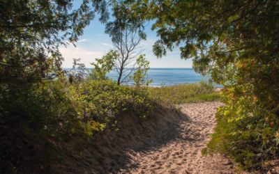 12 Beaches in Charlevoix, Torch Lake & Chain of Lakes Region