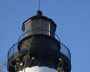 Diary: Ceil Heller's Day 10 Sojourn at the Ludington Lighthouse