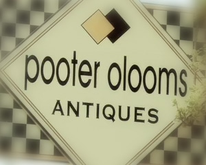Pooter Olooms Antiques