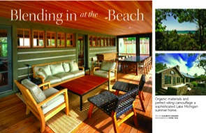 Buy the Blending In at the Beach Issue Now!