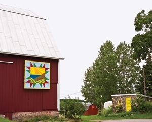 Tour the Quilt Barns of Old Mission Peninsula - MyNorth.com