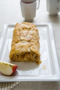apple struedel