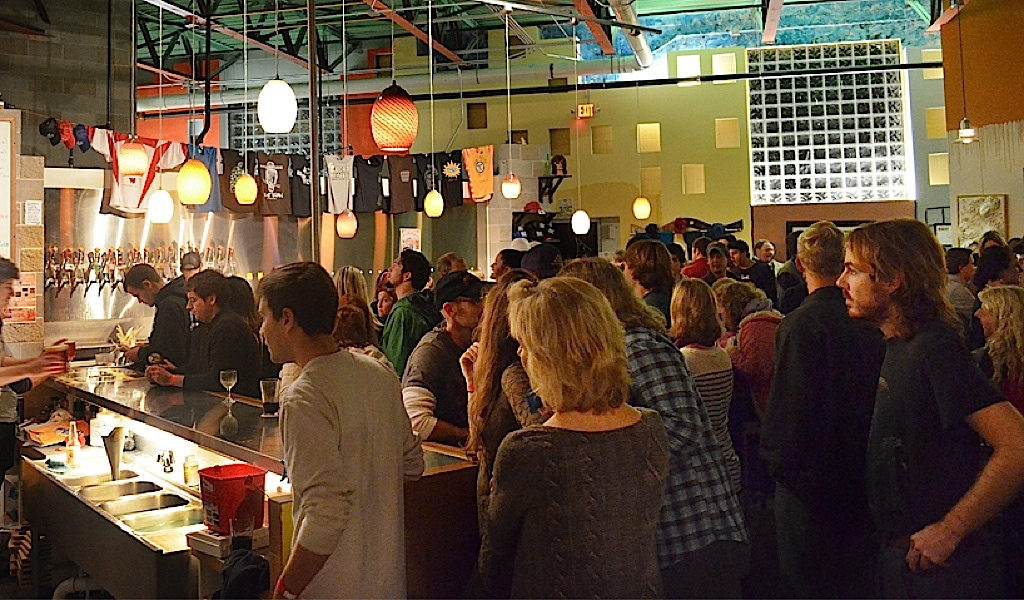 The Creative World Of Traverse City S Right Brain Brewery