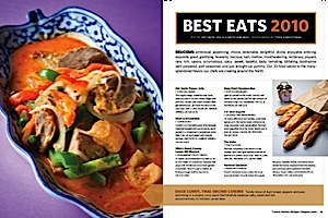 Buy the 2010 Best Eats Issue Now!