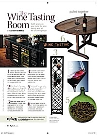 Buy the Wine Tasting Room Issue Now!