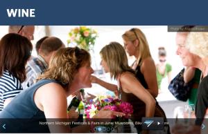 northern michigan wine festivals