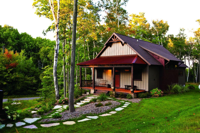 100 Sarah Susanka Prairie Style House Plan 3 Beds 2