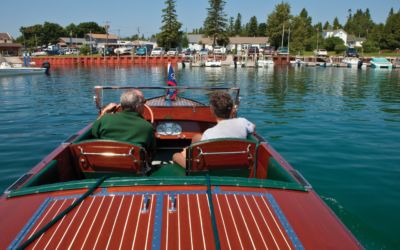 Where Wooden Boats Rule: Explore the World of Michigan's Les Cheneaux Islands