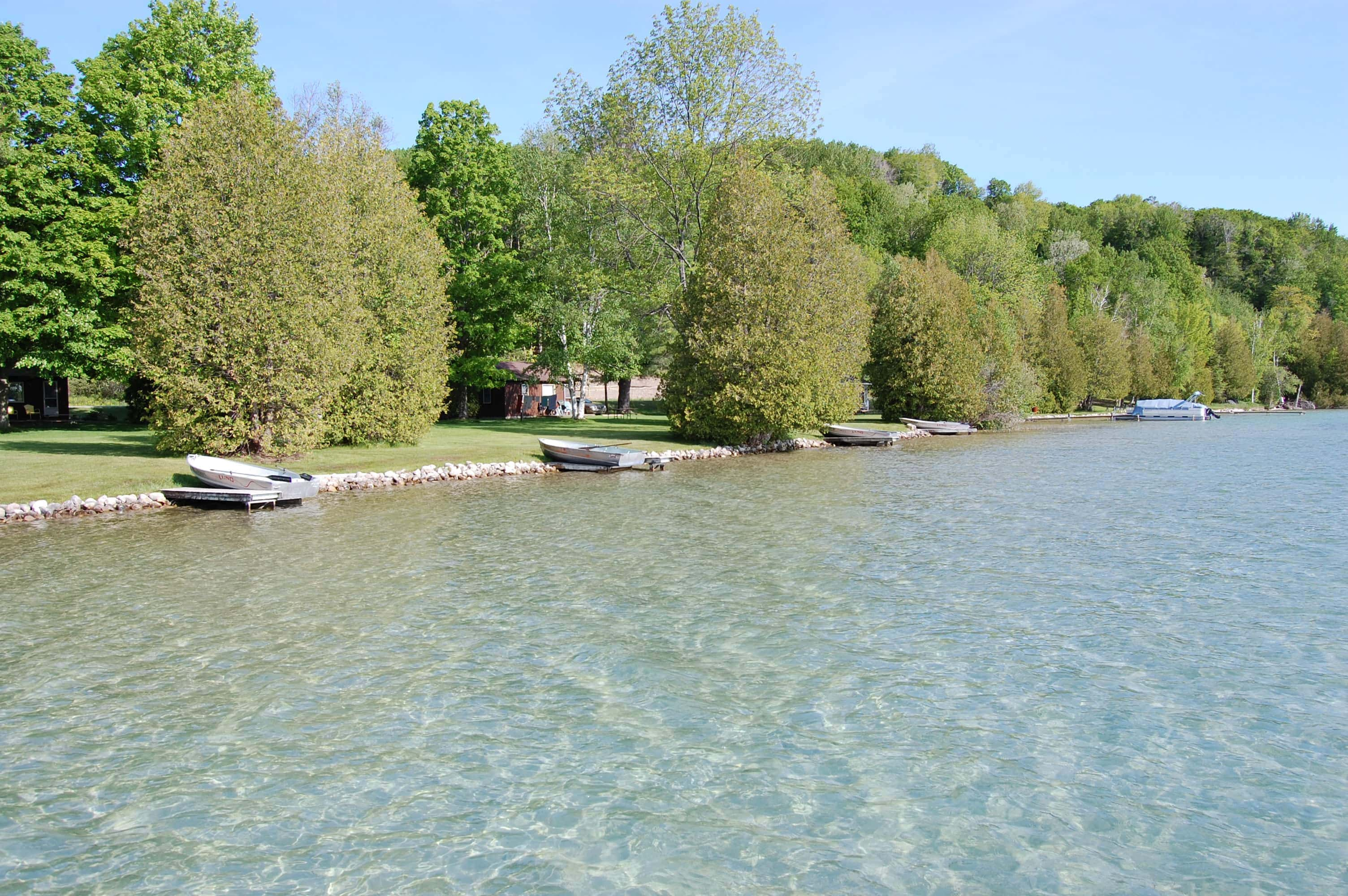 lodging lakeshore perch best travel lake cottages cottage michigan in of ideas
