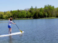 how to standup paddle board