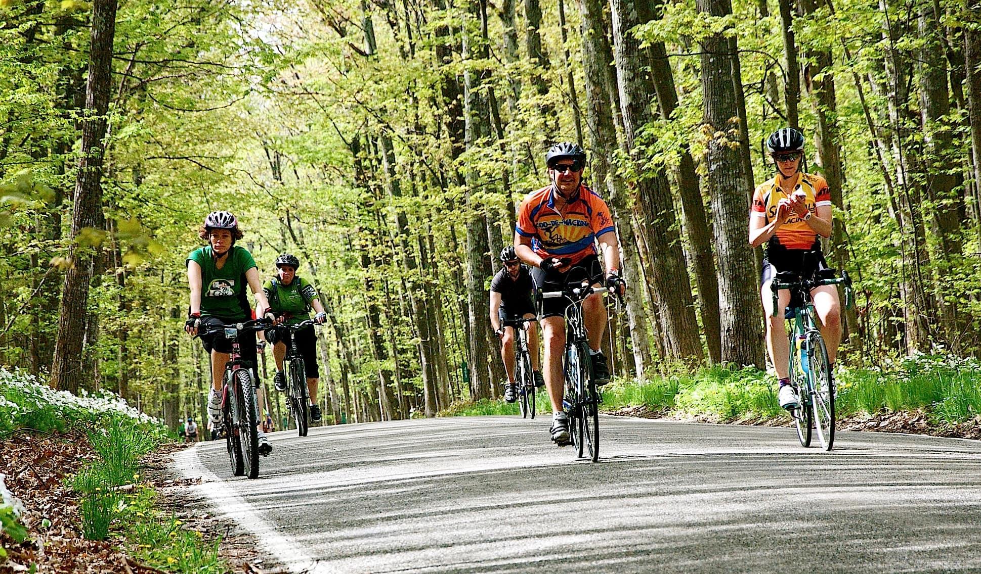 Boyne City Mi >> Boyne's Zoo de Mac Bike Ride from Harbor Springs to Mackinaw
