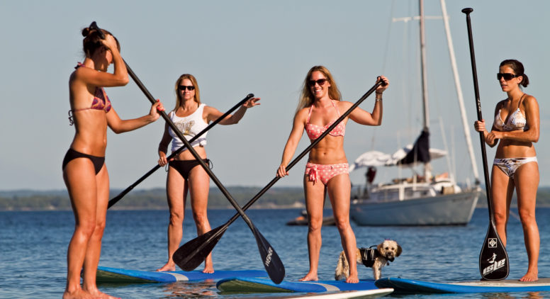 Standup Paddle Boarding in Northern Michigan: Best Spots, Rentals and Beginner Tips