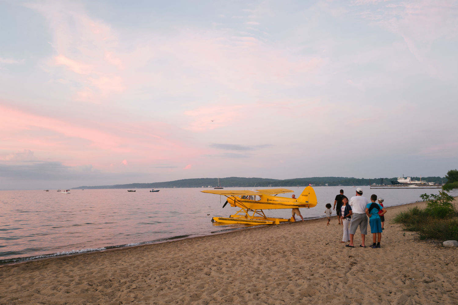 Top traverse city beaches for Craft shows in traverse city mi
