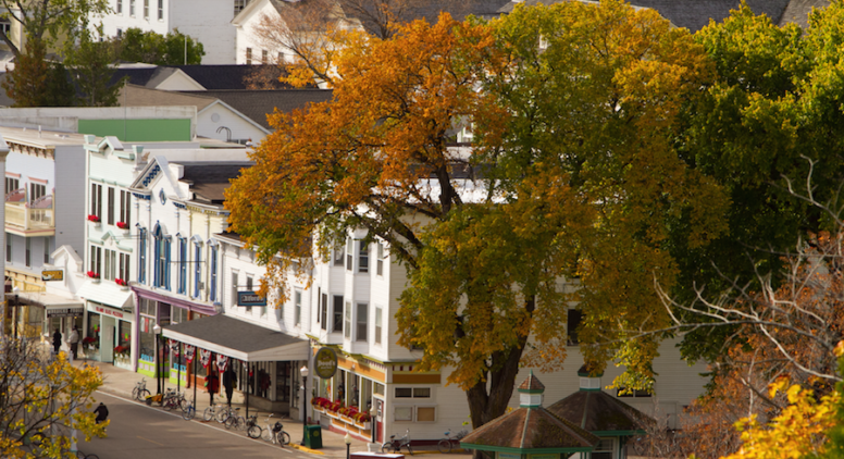 Celebrate Halloween Weekend on Mackinac Island This Year