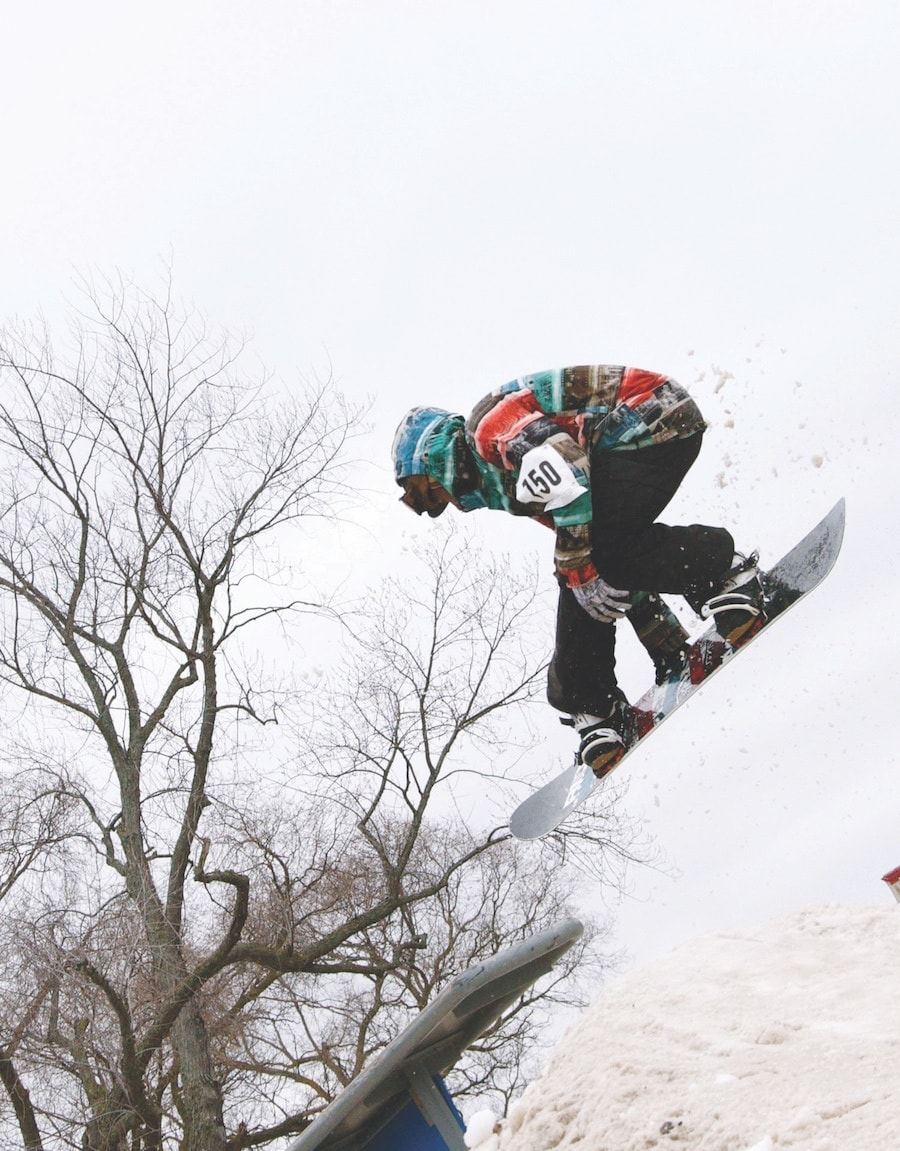 Northern Michigan ski resort festivals
