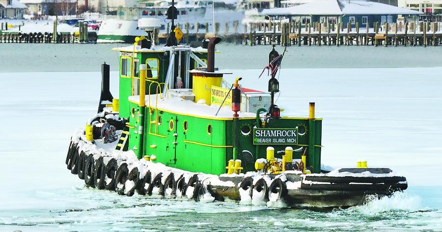 Beaver Island Boat
