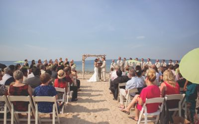 Share Your Northern Michigan Wedding Announcement in MyNorth Wedding Magazine