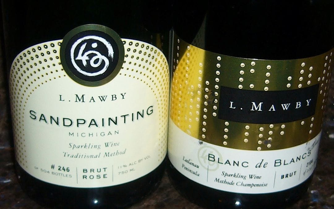 Northern Michigan Sparkling Wine: Popping Bottles of Bubbly