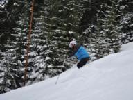 Mount Bohemia skiing