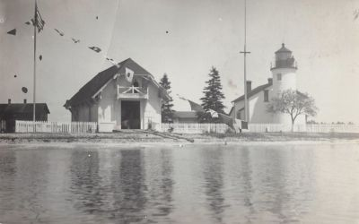 Life as the Keeper of Beaver Island's Whiskey Point Lighthouse