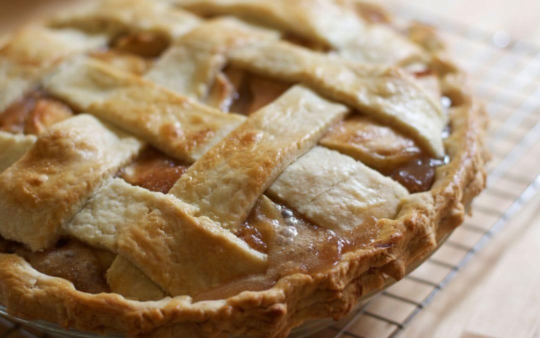 how to make apple pie Northern Michigan apple pie