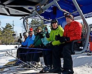 Michigan Skiing Boyne