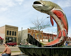 Northern Michigan Events Kalkaska S 78th National Trout