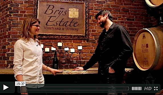 new Northern Michigan wine for 2013 video