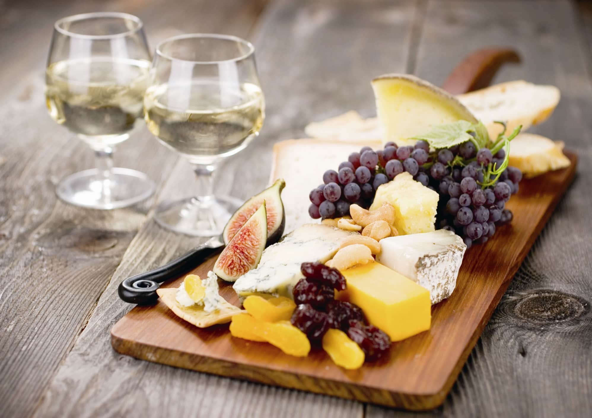 How to pair wine with the right cheese for Cuisine wine