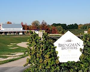 Brengman Brothers at Crain Hill Vineyards