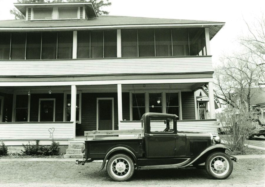 North Branch Outing Club, Au Sable River, echoes of Henry Ford visit