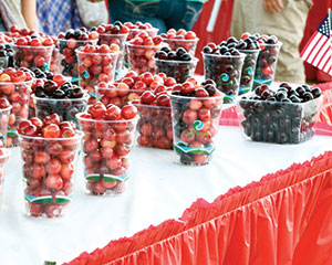 National Cherry Festival: Events for the Food Lover