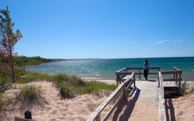 Best Beaches in Petoskey, Harbor Springs and Boyne City