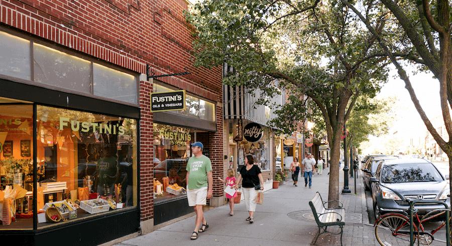 Traverse City Cherry Food Shops