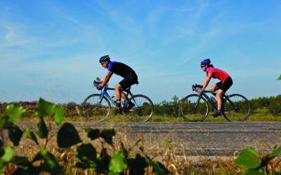 Biking & Hiking in Charlevoix, Petoskey & Chain of Lakes Region