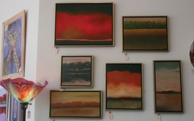 Art Galleries to Visit in Petoskey, Harbor Springs and Boyne City