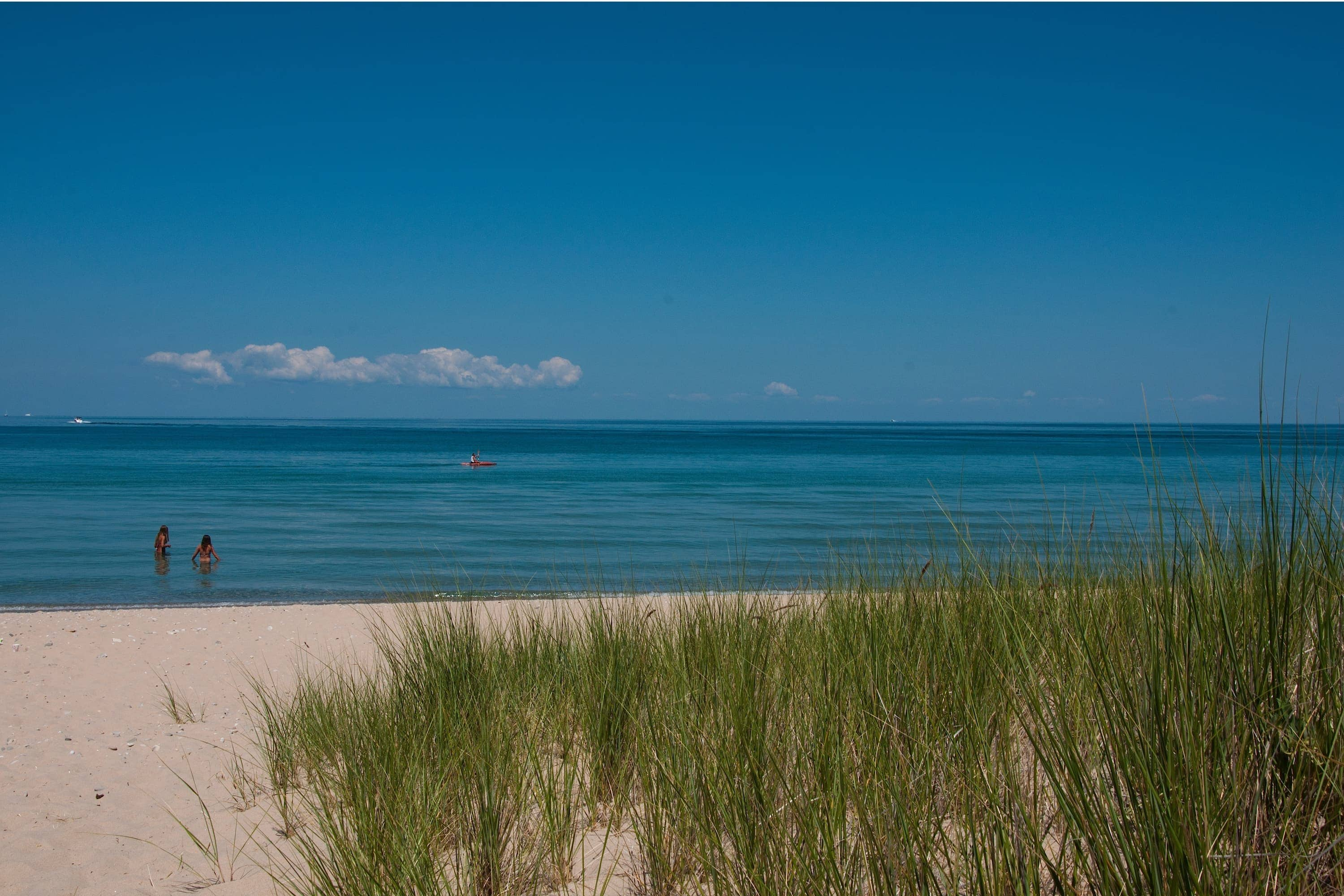 Find The Best Elk Rapids And Charlevoix Beaches Mynorth Com