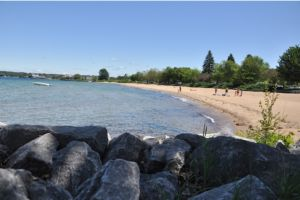 clinch park, traverse city