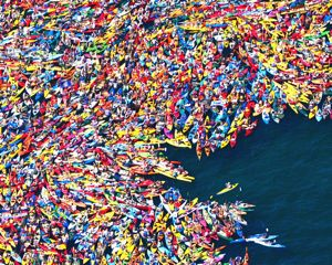 Northern Michigan Events: Suttons Bay's Floatilla Wants Guinness Record