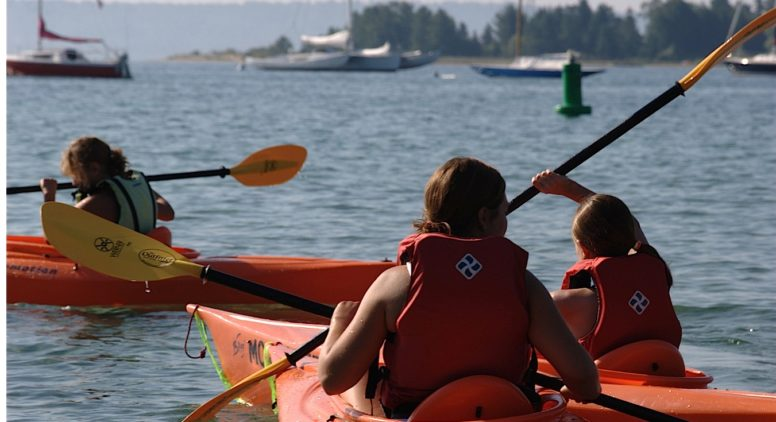 Paddling and Boating in Petoskey and Harbor Springs