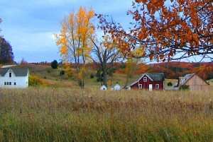 Port Oneida Farm in Sleeping Bear Dunes National Lakeshore