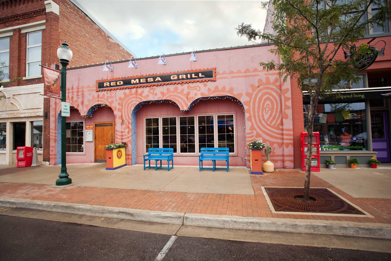 Boyne City Mi >> Red Mesa Grill, restaurant featuring Mexican food, Boyne City. Michigan