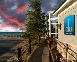Blu Restaurant in Leelanau County's Glen Arbor