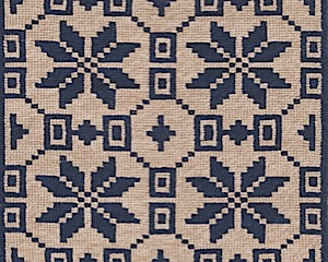 Northern Home & Cottage Decor: Nordic rug.