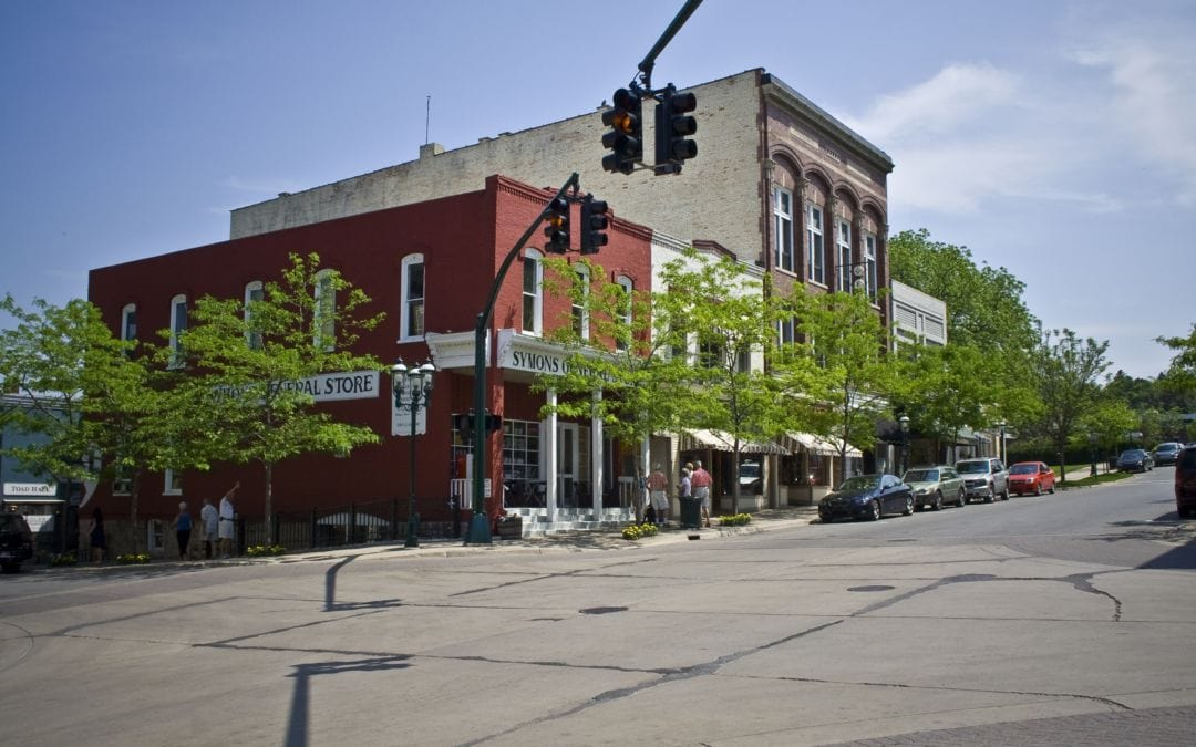 Pestoskey was named one of America's Best Beach Towns.